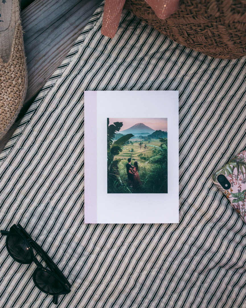 Photo book about Indonesia