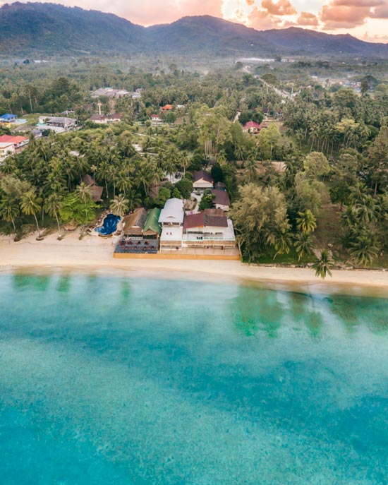 Review of Lipa Lodge Beach Resort: A Quiet Oasis With