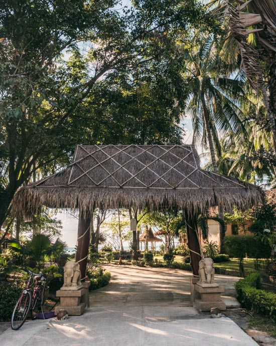 Welcome to Lipa Lodge Beach Resort
