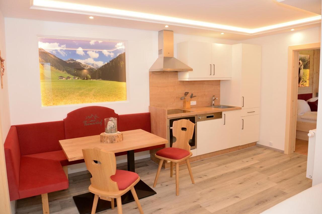 Thumeserhof with kitchen