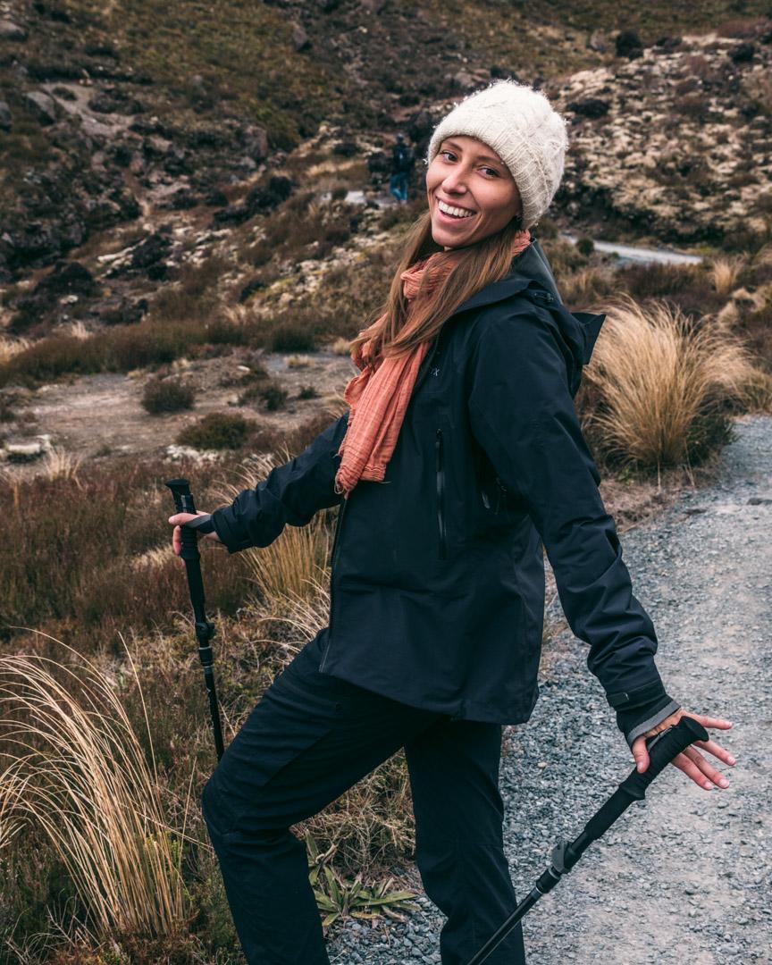 Victoria hiking