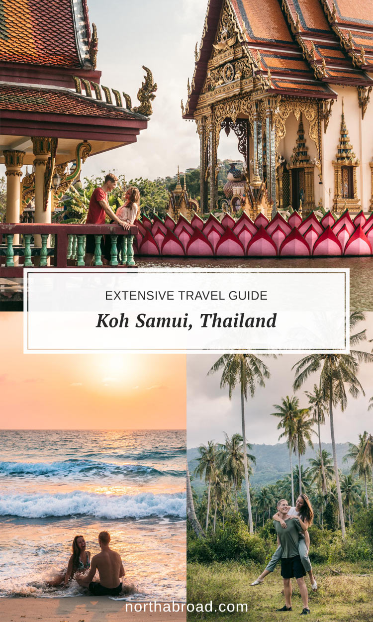 Everything you need to know including where to stay, what to do and where to eat on Koh Samui + all of our best tips for exploring the island.