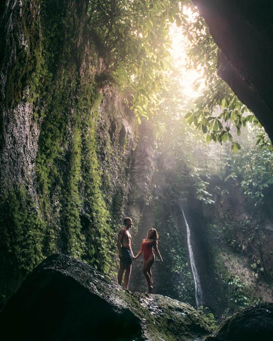 Bali cave