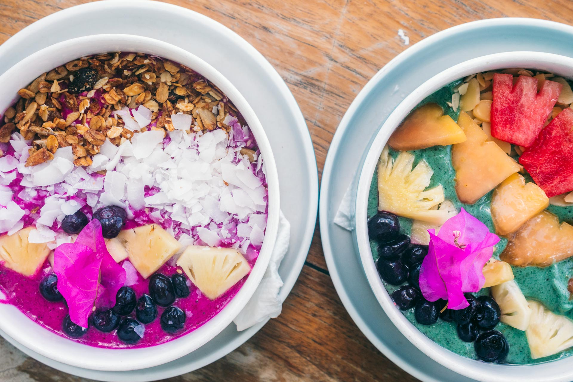 A Vegan Eating Guide to Gili Air in Indonesia: The Best Restaurants & Cafés