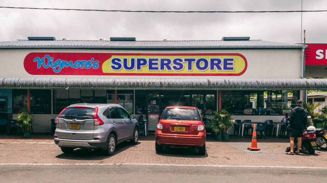 Wigmore's Superstore
