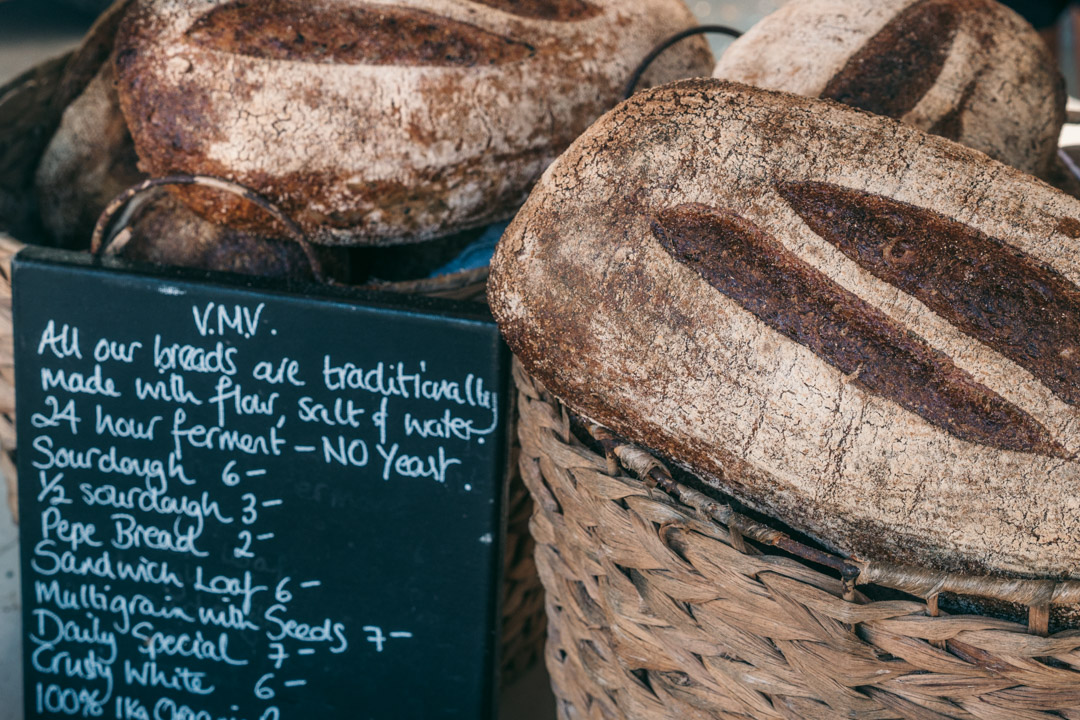 VMV's bread
