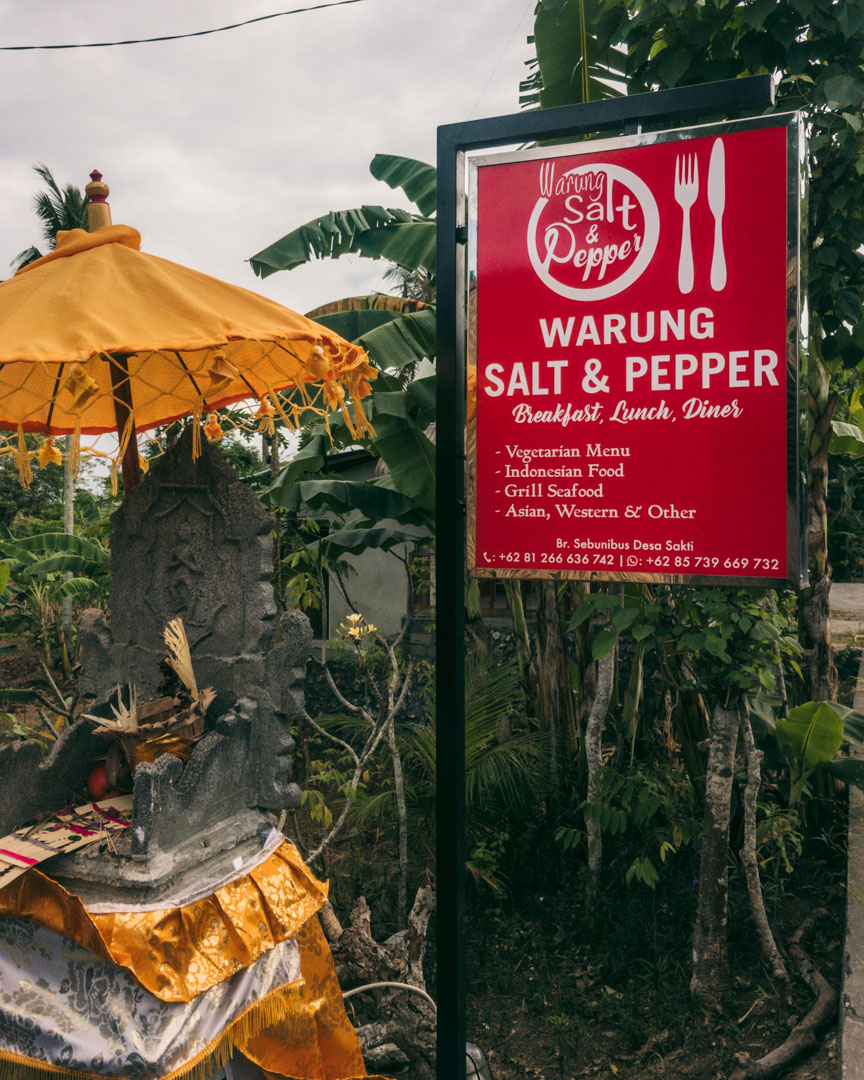 Warung Salt & Pepper