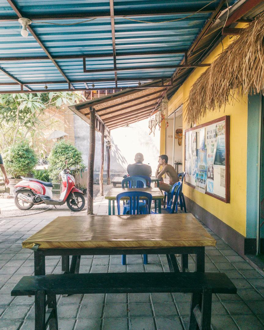 The Gallery on Nusa Penida