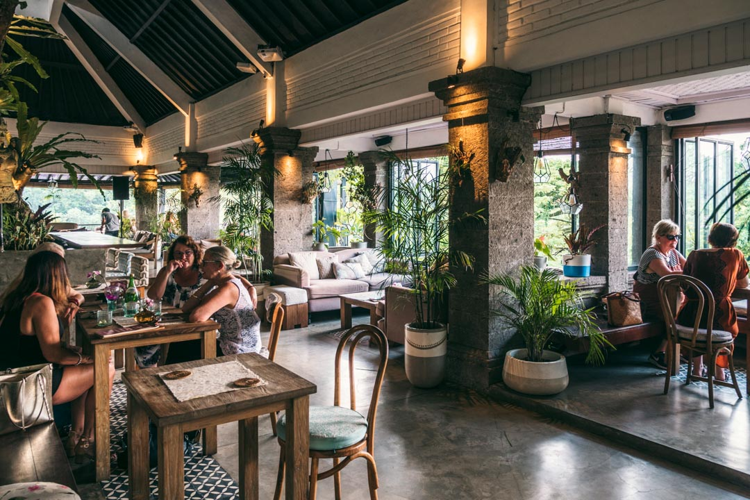 Zest in Ubud location