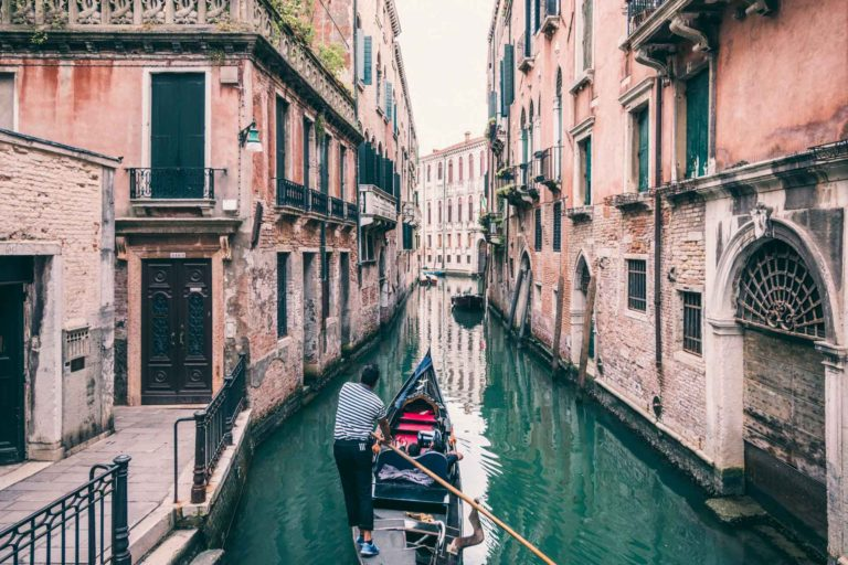 A Day Trip to Romantic Venice