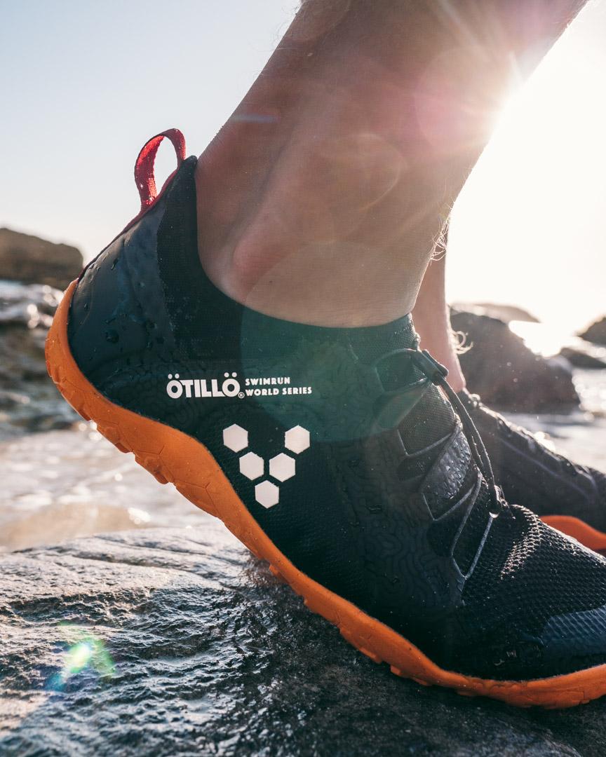 The Ötillö Primus Trail Swimrun shoes