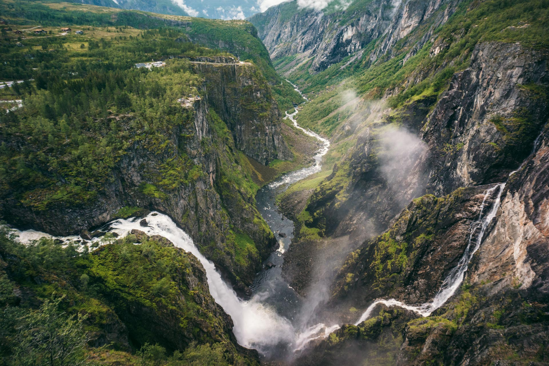 Vøringsfossen Waterfall in Norway: All You Need to Know