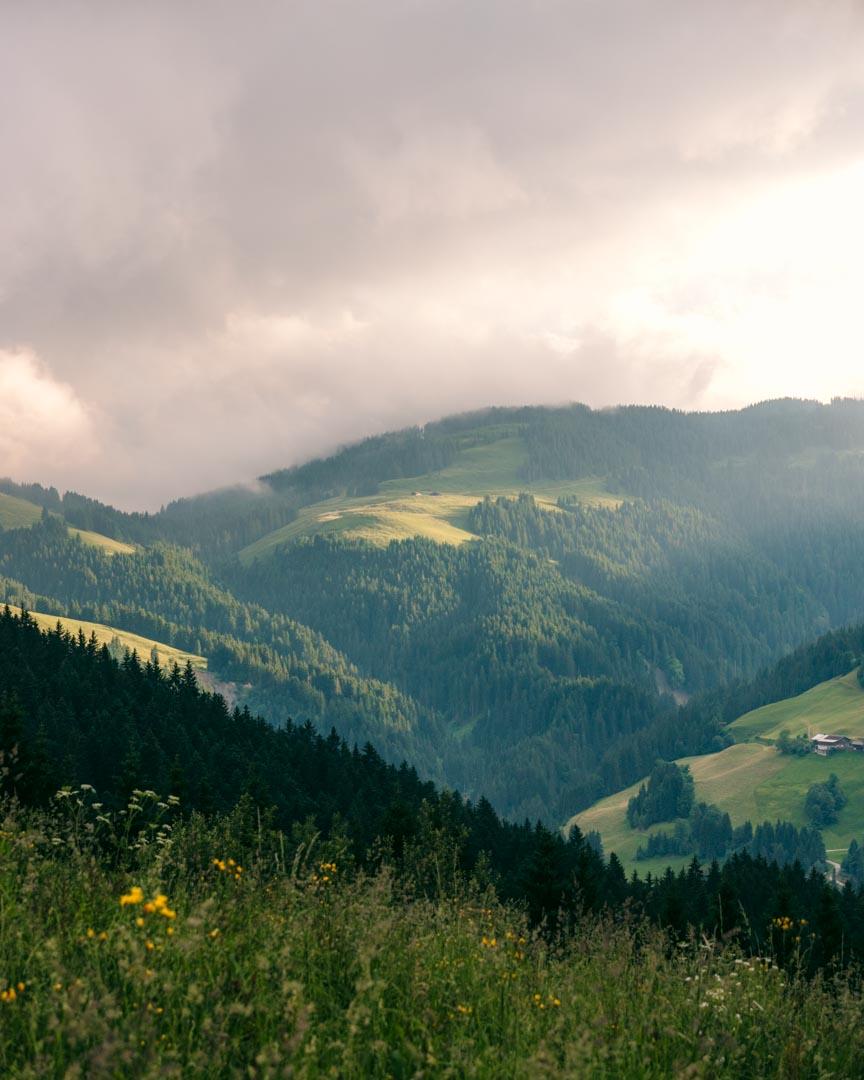 Astberg Speichersee views