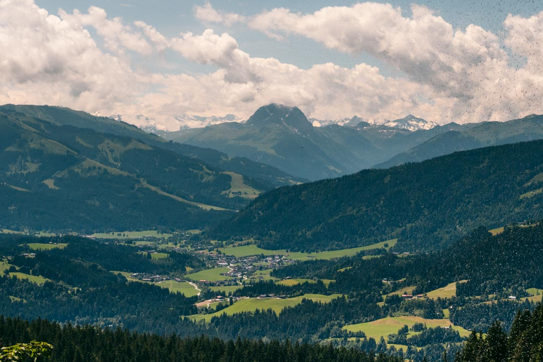 Wilder Kaiser area