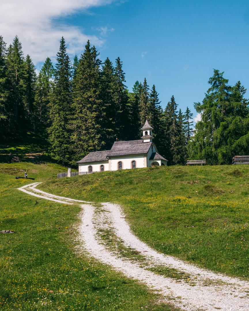 Church in Schmirn