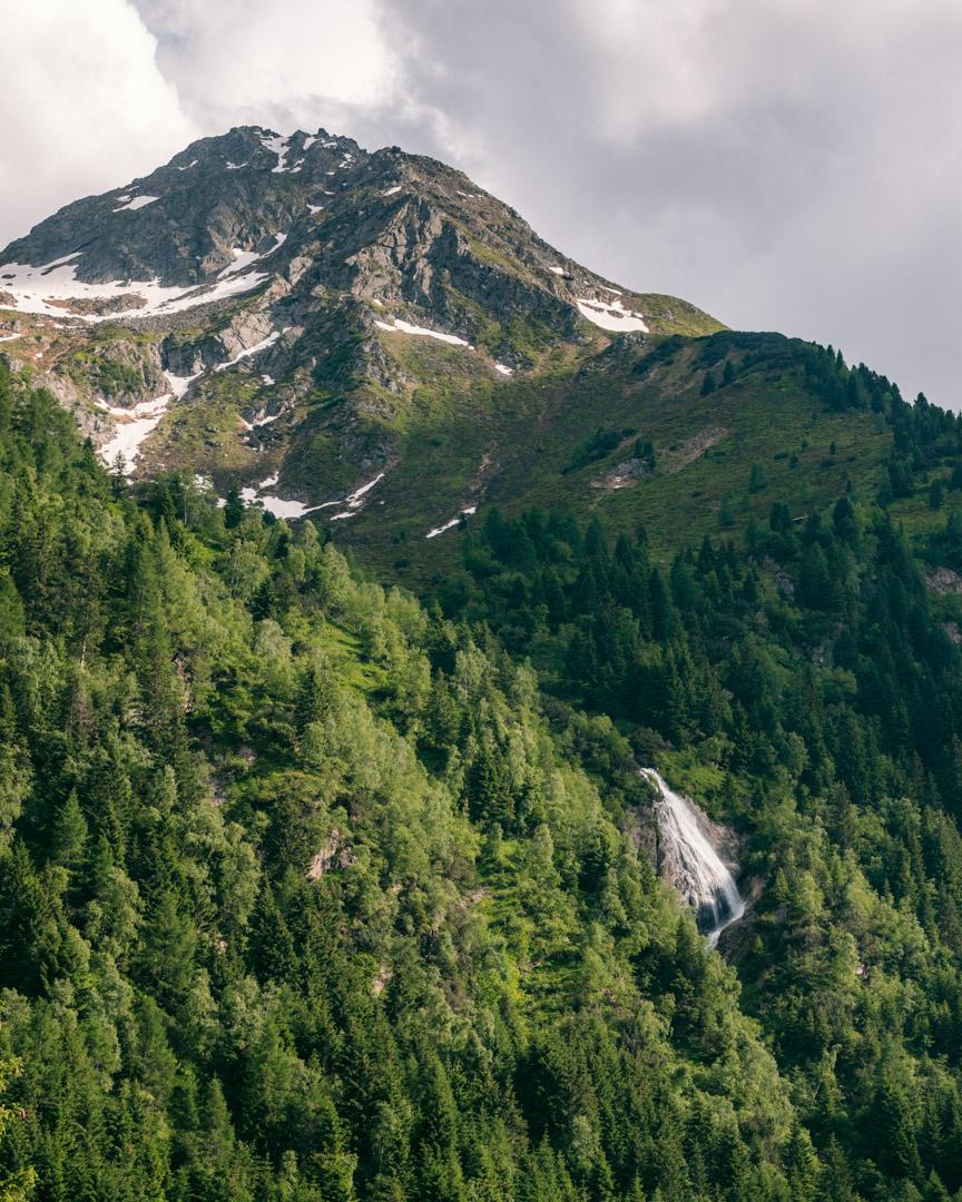 Gschnitz Valley Mountain Hut Tour
