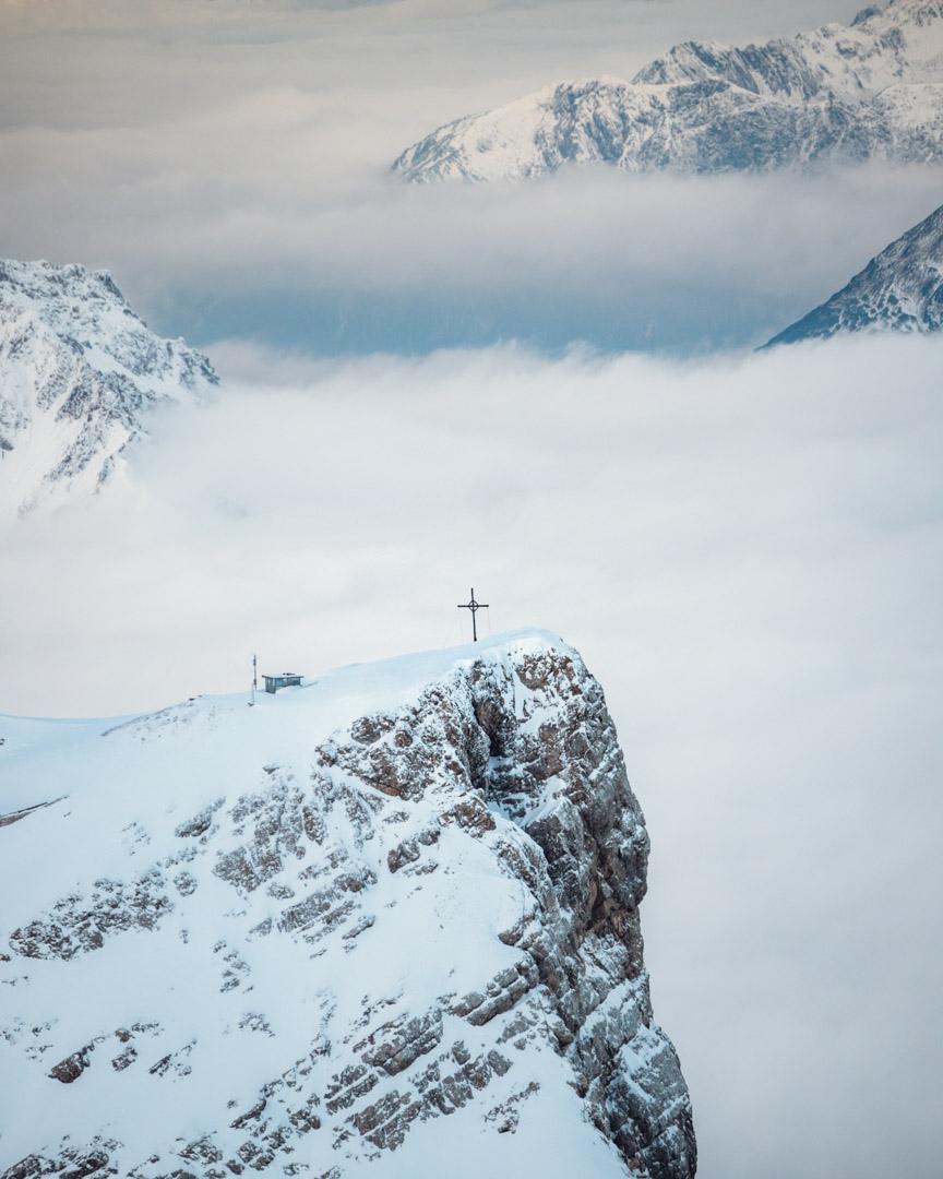 Mountain cross