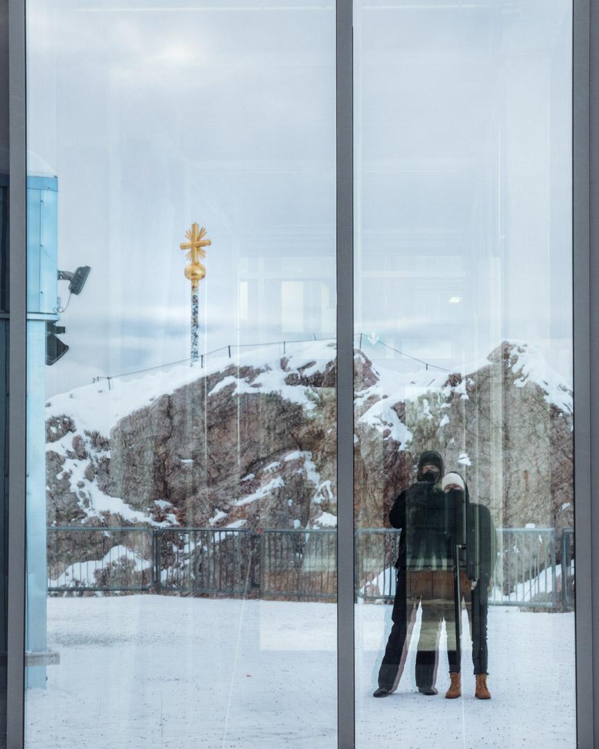 Alex & Victoria at Zugspitze
